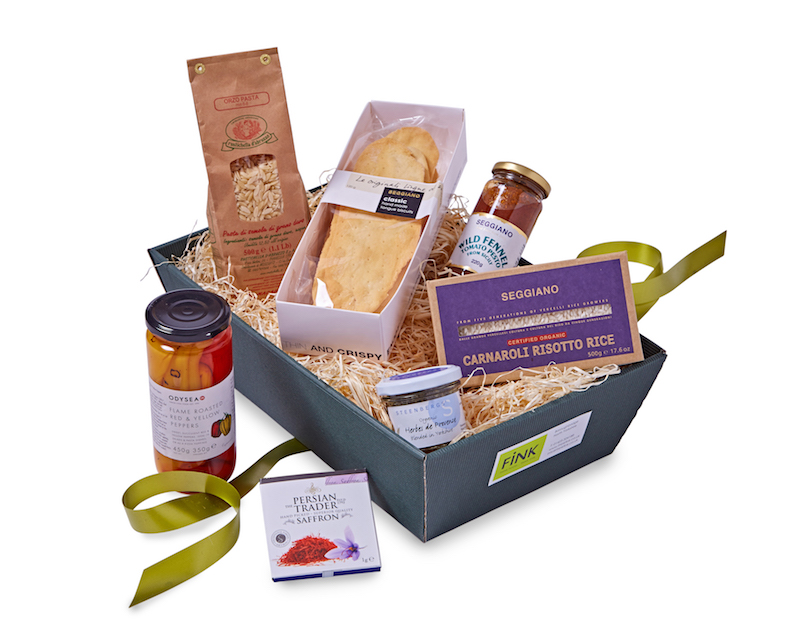 New Online Shop Full of Christmas Hampers & Luxury Confectionery