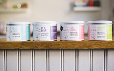 Meet Our New Suppliers at Sweet Fink