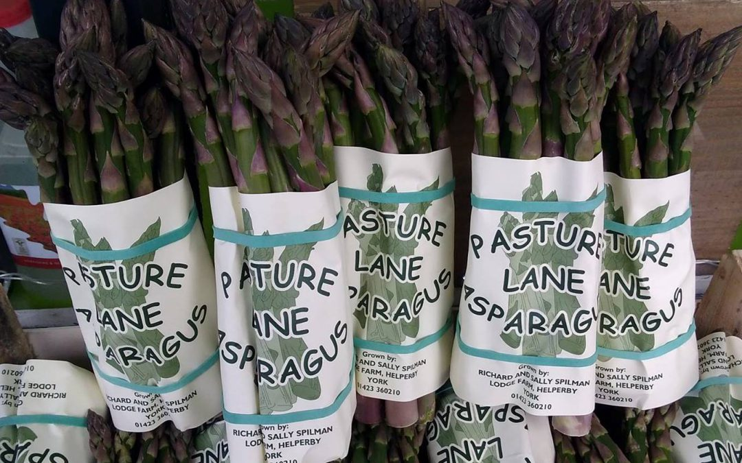 MEET OUR SUPPLIER – Spilman's Asparagus