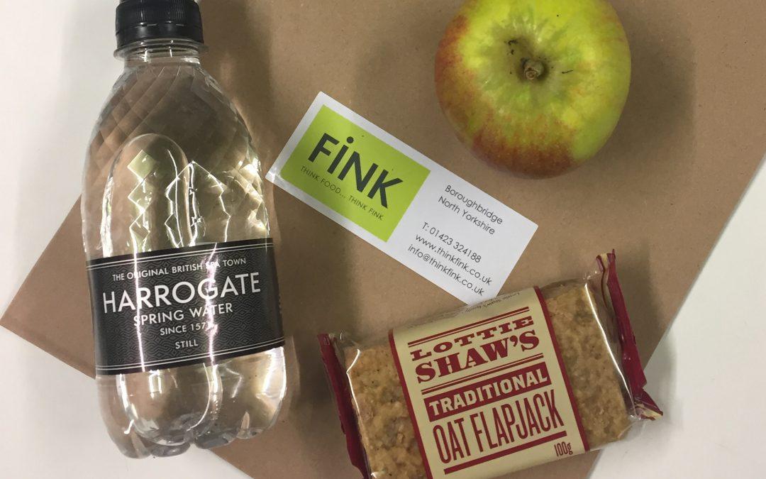 FINK launches Yorkshire Snack Bags in Aid of Martin House