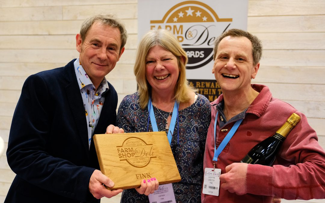FINK wins Village Store/Local Shop of the Year!