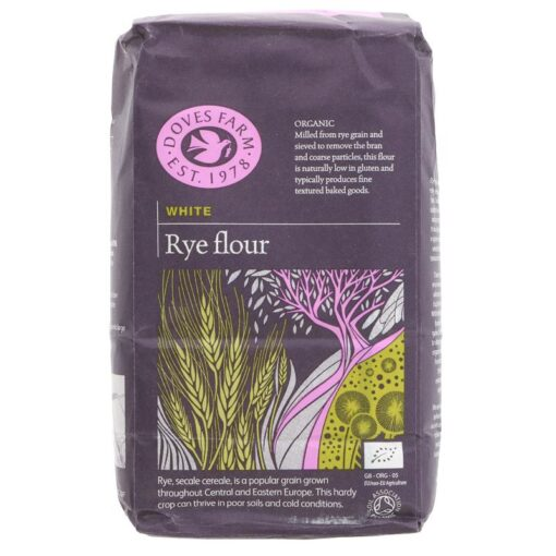 Doves Farm White Rye