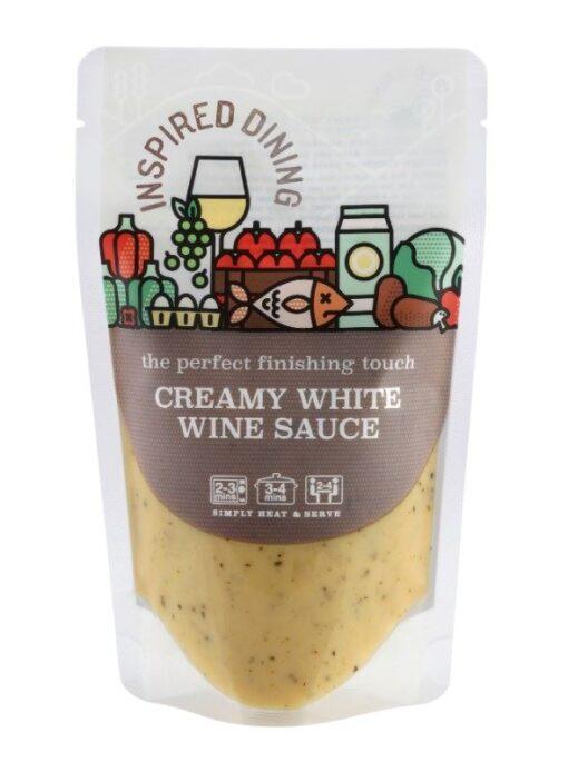 Inspired Dining White Wine Sauce
