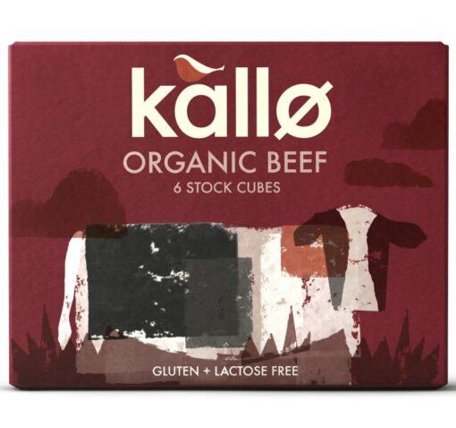 Kallo OG Beef Stock Cubes