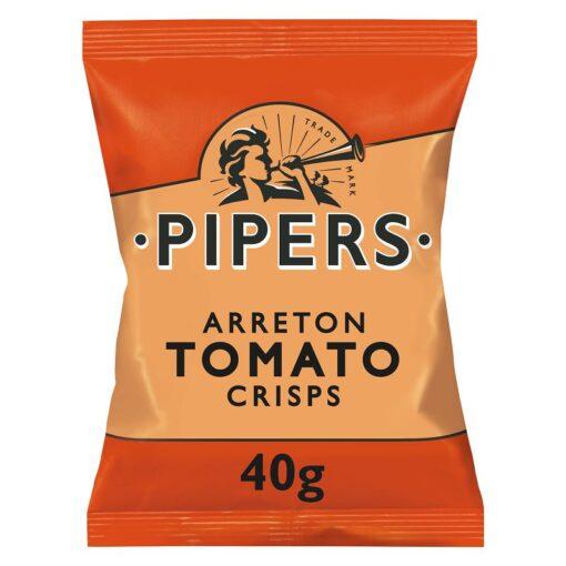 Pipers arreton tomato crisps