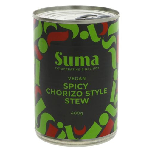 Suma Chorizo style stew