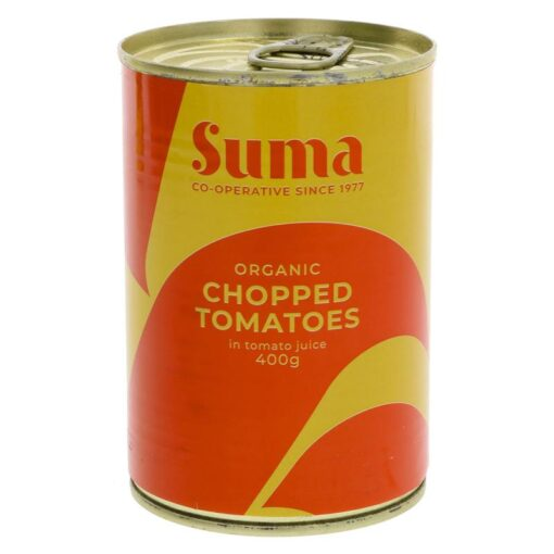 Suma chopped toms