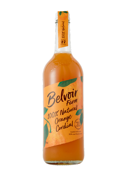 Belvoir Orange Cordial