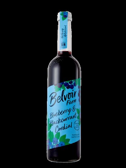 Belvoir Blackcurrant & Blueberry