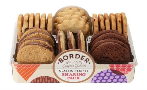 Borders Sharing Pack