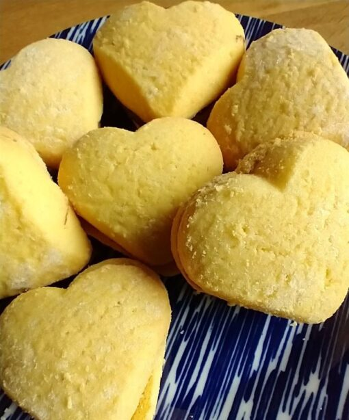 Cuori biscuits