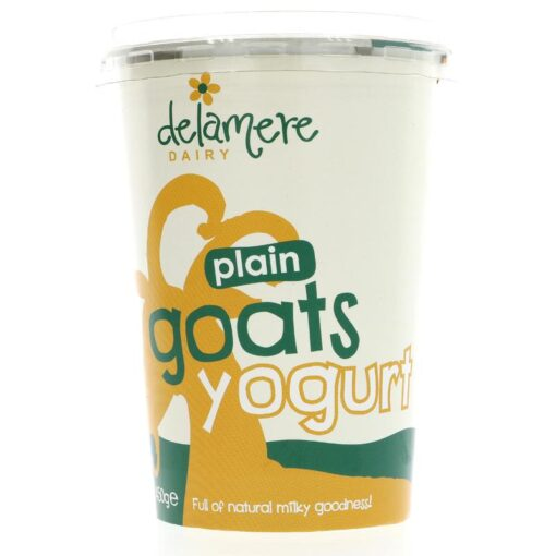 Delamere goats yoghurt