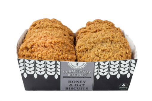 Farmhouse Biscuits Oat & Honey