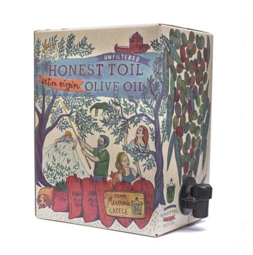 Honest Toil Olive Oil - 3L