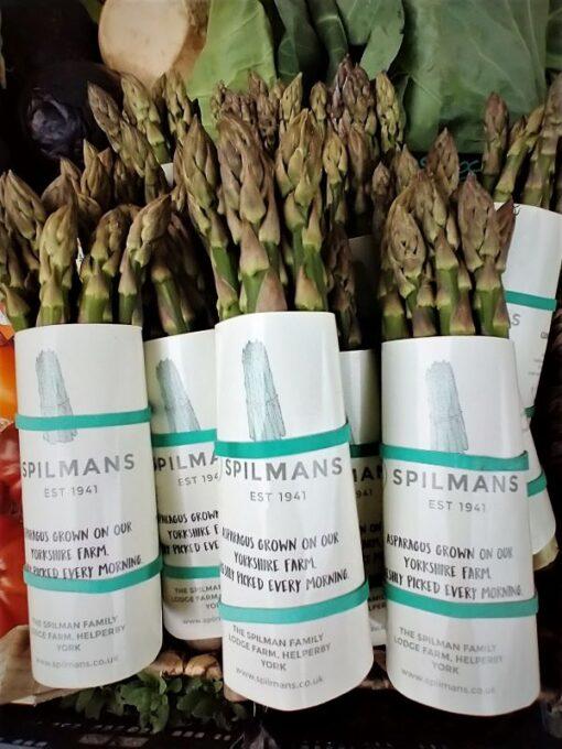 Spilmans Asparagus