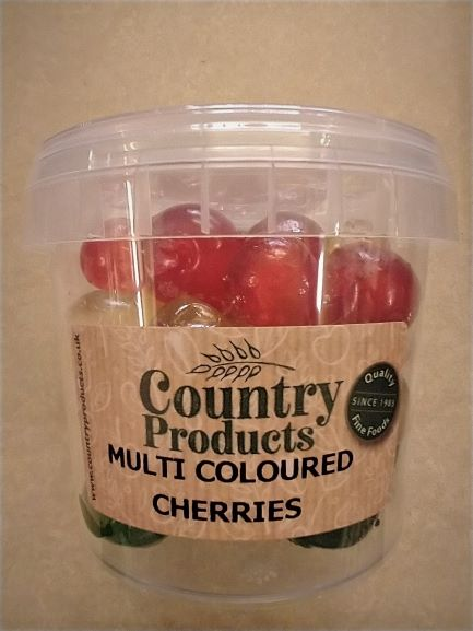Country Products Mixed Glace Cherries