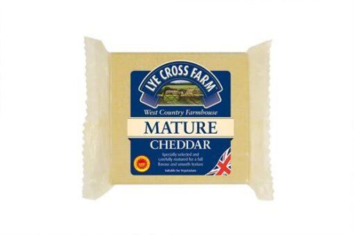 Lye Cross Mature Cheddar
