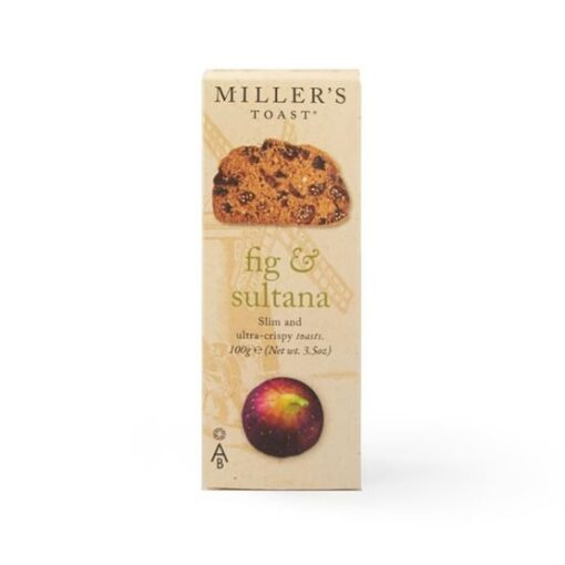 Miller Fig & Sultana Toasts