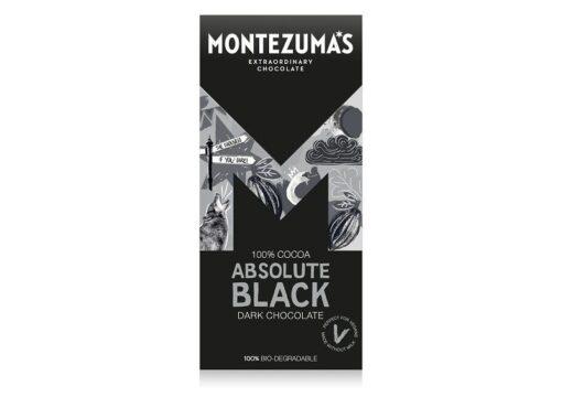 Montezumas Absolute Black