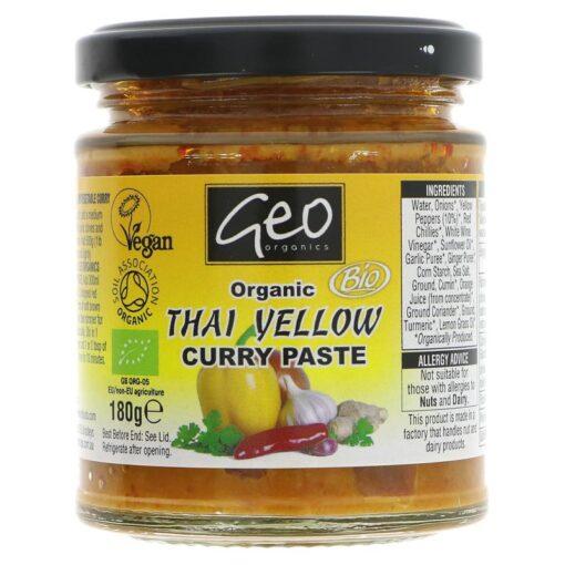 Geo Thai Yellow Paste