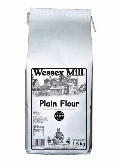 Wessex plain flour