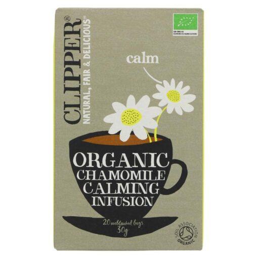 Clipper Chamomile Tea